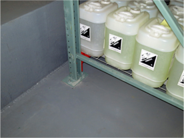 Chemical Resistant Floor Coatings