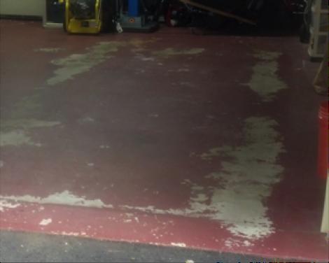 7 reasons why epoxy coatings fail