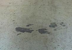Contaminated Concrete