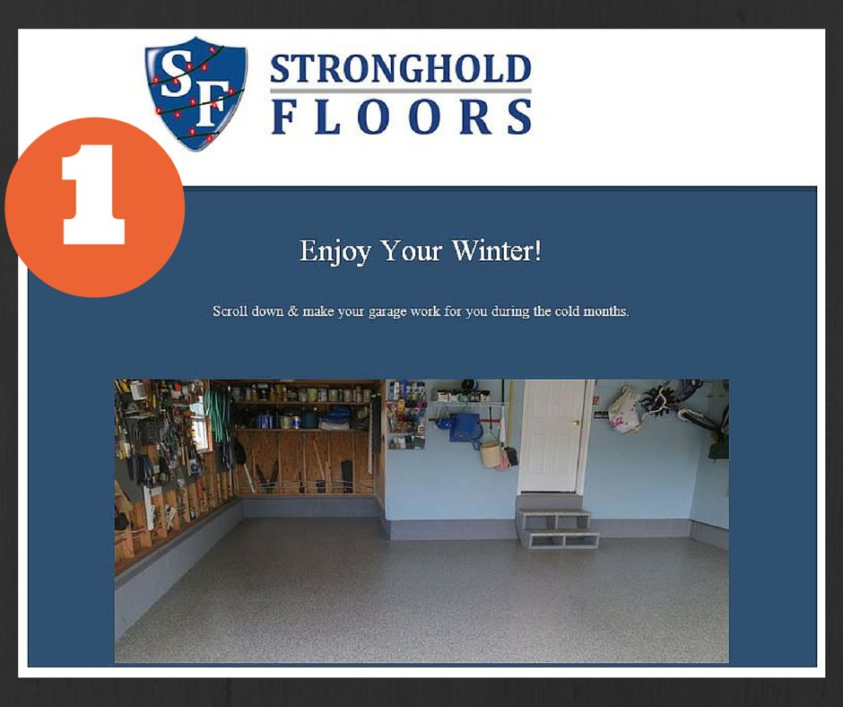 Enjoy Your Winter with Garage Floor Coatings