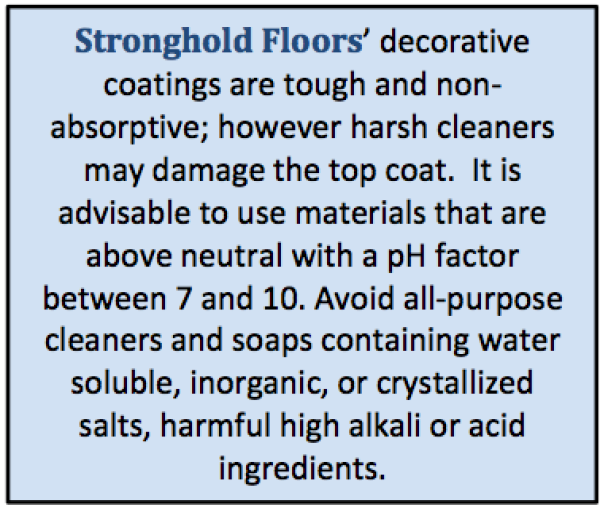 Epoxy Floor Coatings: 12 Tips for Use and Care of Your Coatings