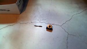 basement-cracks-epoxy-fill-against-radon