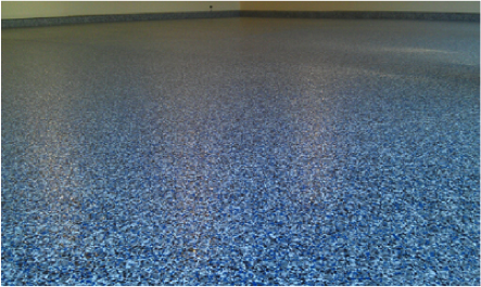 Our Concrete Garage Floor Coatings!