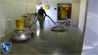 Polished concrete flooring vs concrete floor coatings