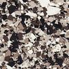 Floor coatings that hide debris